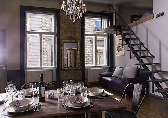 Osiris Budapest Apartments